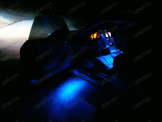 Infiniti - G35 - LED - interior - lights - 2